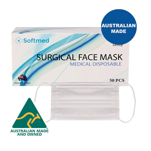 Australian Made Face Masks