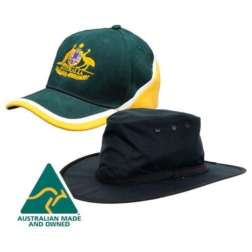 Australian Made Headwear
