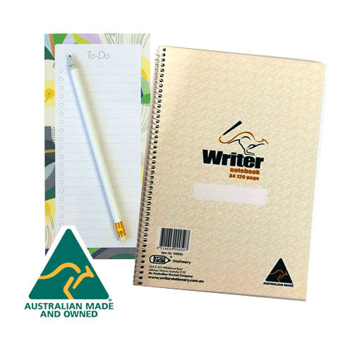 Australian Made Stationery