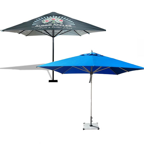 Cafe and Market Umbrellas